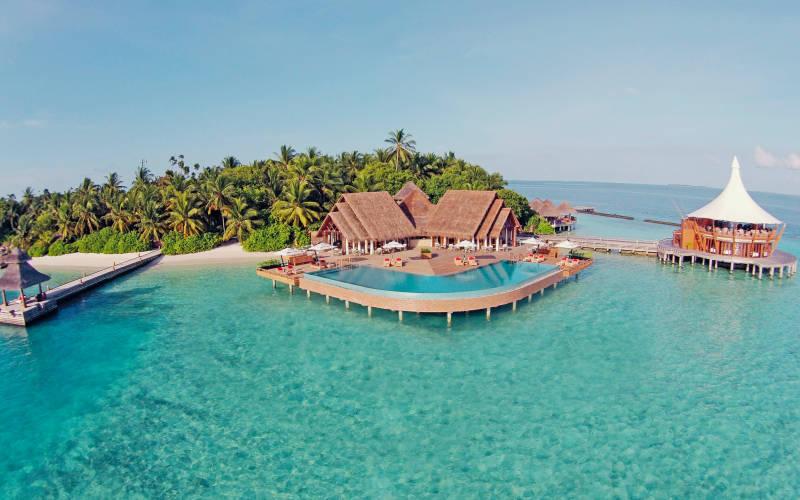 Baros Maldives The Travel Snob